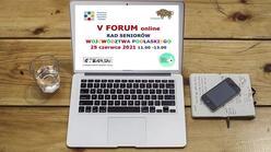 Miniaturka filmu: V Forum Podlaskich Rad Seniorów 25.06.2021